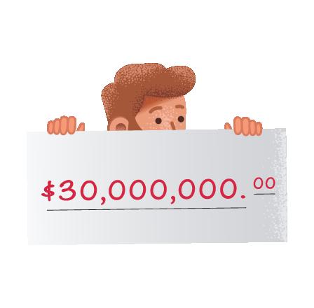Who Are the Biggest Australia Oz Lotto Winners