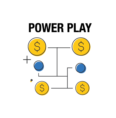 Power Play Multiplier