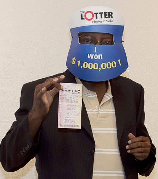 British lottery players win $1 million Powerball prize