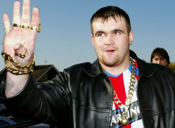 king of the chavs lottery winner