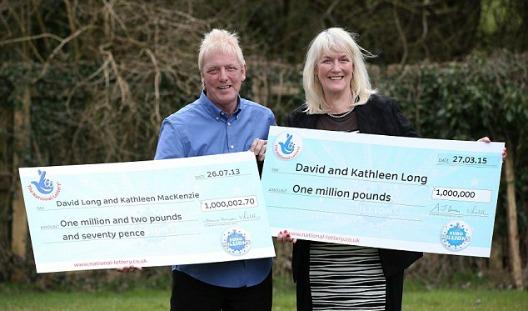 David and Kathleen Long