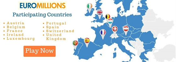 EuroMillions participating countries