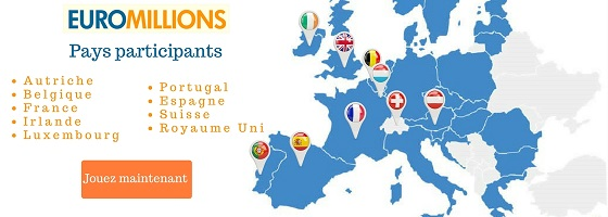 Which Are the Euromillions Countries
