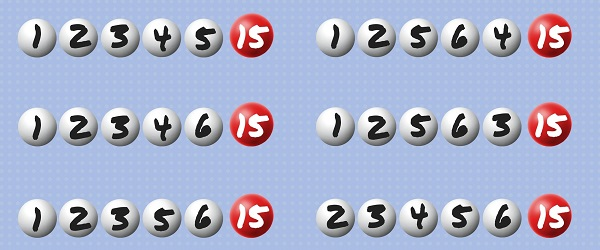 numbers in systematic forms