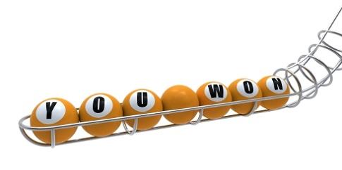 winning the Powerball