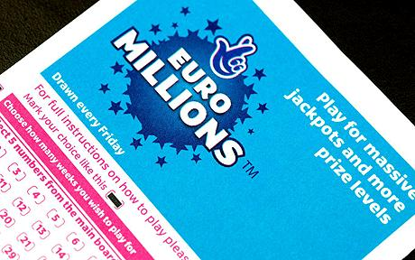 All About the EuroMillions Raffles